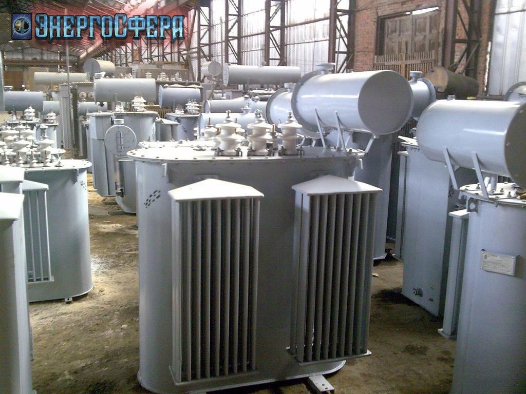 Трансформатор ТМ(Г)-400/6(10) / / Трансформаторы силовые ...